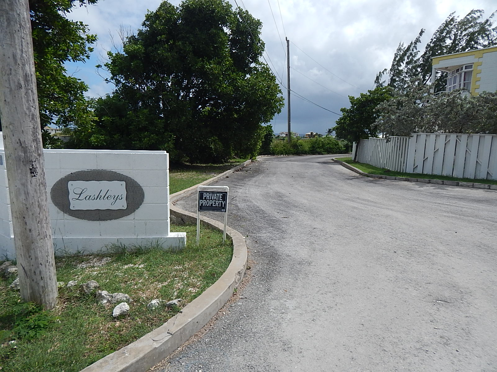 Lashley Road, St. Martin St. Philip